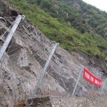 水电站专用被动防护网-乐山柔性被动防护网供应商-SNS系类
