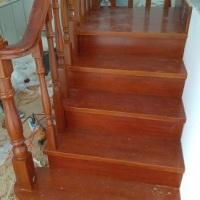 实木楼梯设计