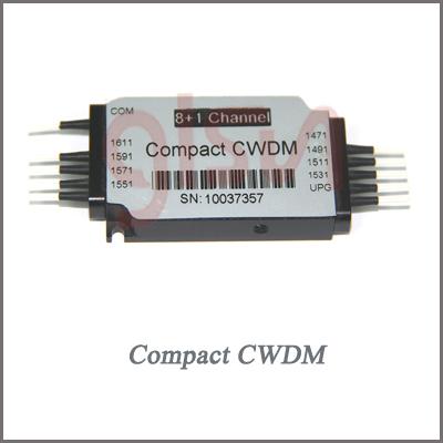 桂林光隆 GLSUN CCWDM微型波分复用器 CCWDM模块