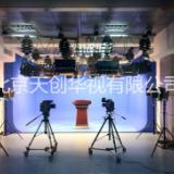 高清校园电视台 高清校园电视台建设方案 虚拟演播室搭建
