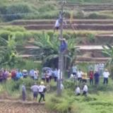 金环宇电线电缆:梅州一电工检修高