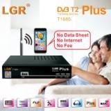 海外直销功能强大车载DVB机顶盒 2018新款机顶盒便携车载