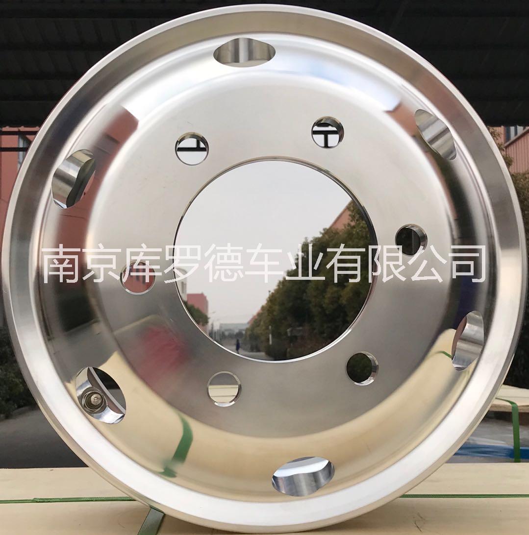 中巴6.0锻造铝合金轮毂 西安中巴6.0锻造铝合金轮毂