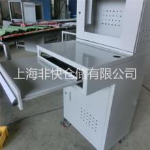 上海非快厂家直销移动电脑柜,车间电脑柜 厂家直销特质网格工具车 厂家直销移动电脑柜,车间电脑柜图片