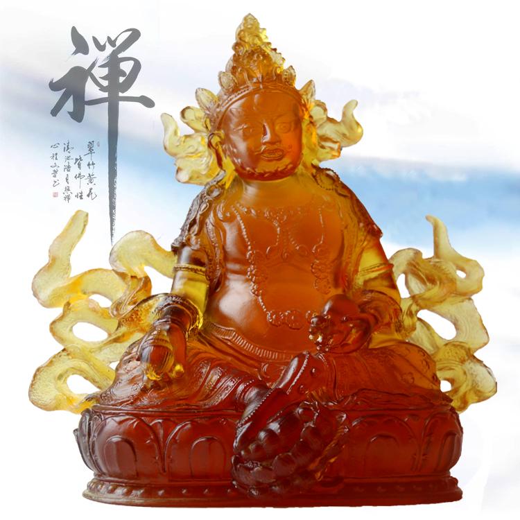 供应琉璃佛像佛具琉璃香炉水晶工艺品 北京琉璃工厂 北京琉璃公司