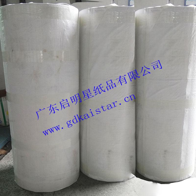 隔层纸卷筒白牛皮纸不锈钢衬纸白色衬纸