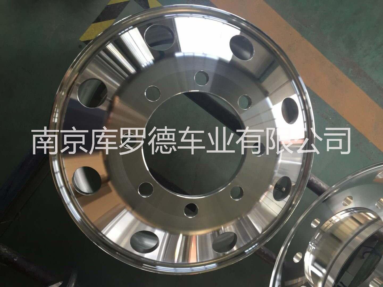 卡车7.5铝合金锻造轮毂 南昌卡车7.5铝合金锻造轮毂