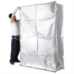 大型機器出口防潮鋁箔袋立體袋
