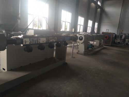 青岛地区现货供应20 62PE管材生产线