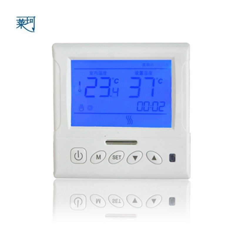 D208电采暖液晶温控器电热膜