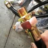 供应防爆绕性连接管BNG-20*700-B一内一外橡胶材质非标定制 防爆管