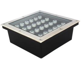 户外LED 埋地灯 户外防水led地埋灯  LED嵌入式水下灯防水地埋灯