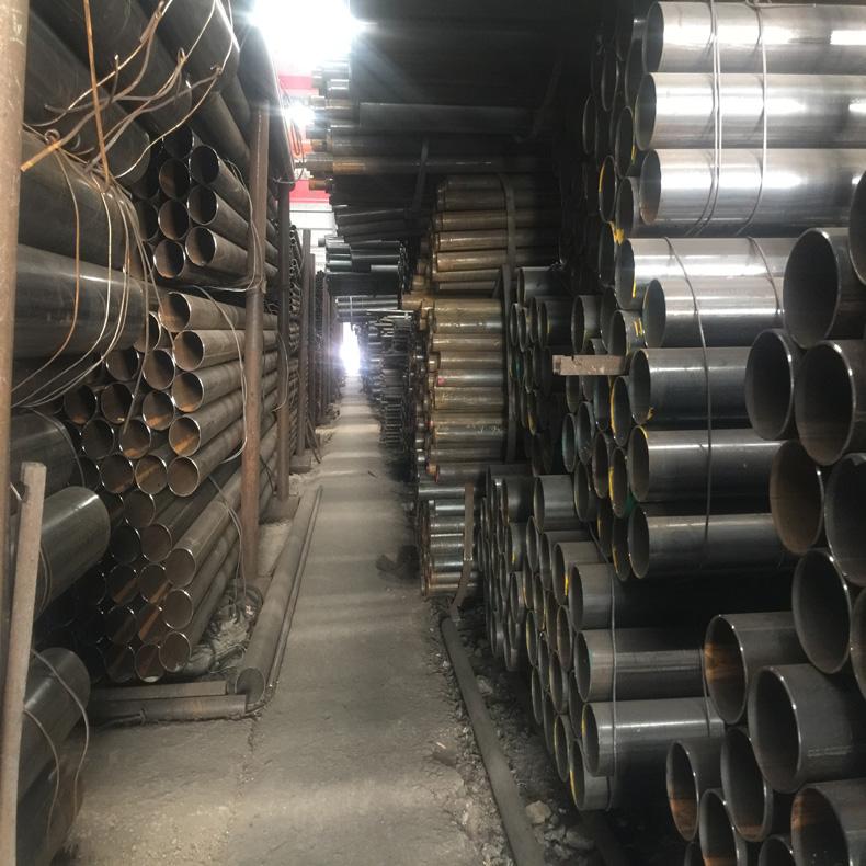 河源直缝焊管厂家直销 优质 材质Q235B 规格219*3.75 乐从供应