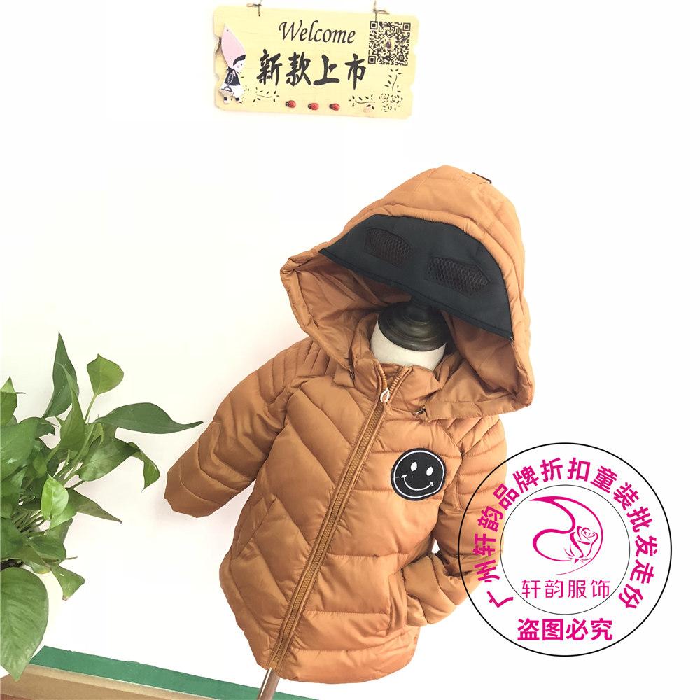 金果果棉衣童装 一二线品牌童装折扣店货源