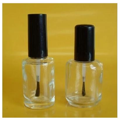 15毫升指甲油瓶药油瓶精油分装瓶补漆液玻璃瓶