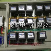 家用电表箱 楼层电表箱成套 深宝电表校验 质量保证  量大从优图片
