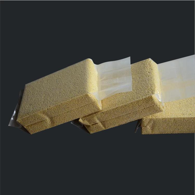 供应  大米 米类包装袋 塑料食品包装袋定制LOGO 创意彩印米砖包装袋批发
