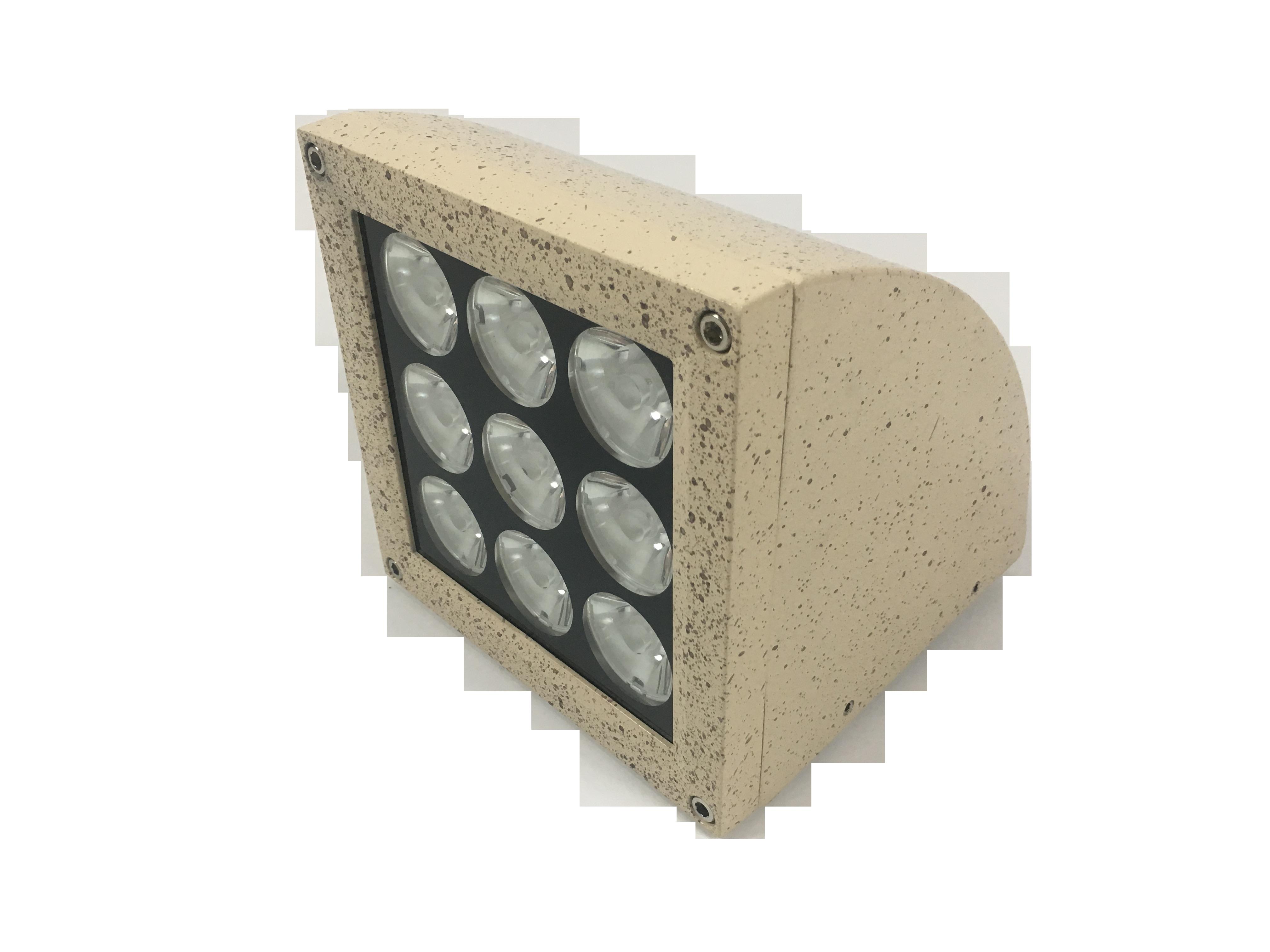 半圆壁灯18W LED半圆壁灯 18w24w36W半弧形壁灯  LED半圆形壁灯压铸