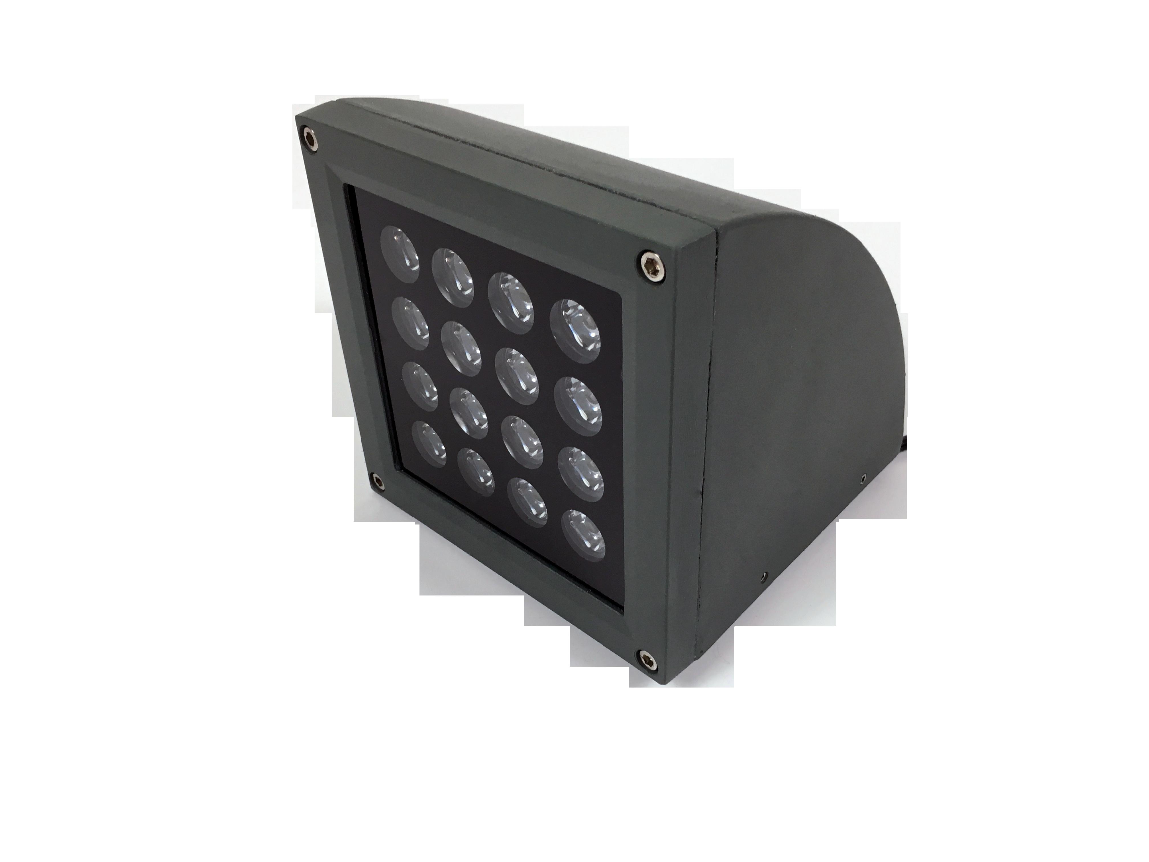 半圆壁灯16W 6W24W36W半弧形壁灯 户外防水壁灯