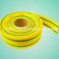 黄绿双色热缩管,广州生产厂家,广州鸿鑫批发。