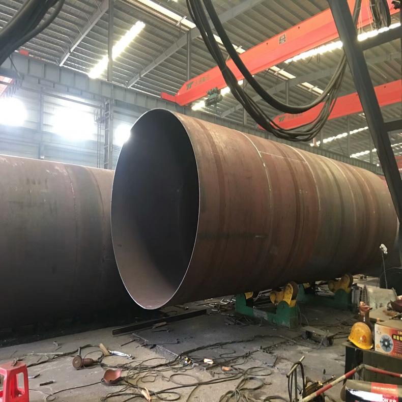 东莞螺旋管价格合理 批发 材质Q235 规格720*10 今天走势
