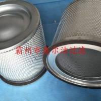 10立方油气分离滤芯330x500油分选用的滤材是什么?