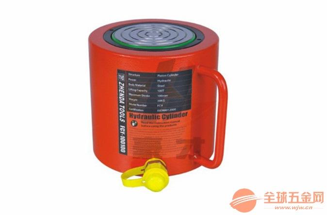 供应单动式液压油缸 FCY-30100长型液压千斤顶 单作用油压千斤顶