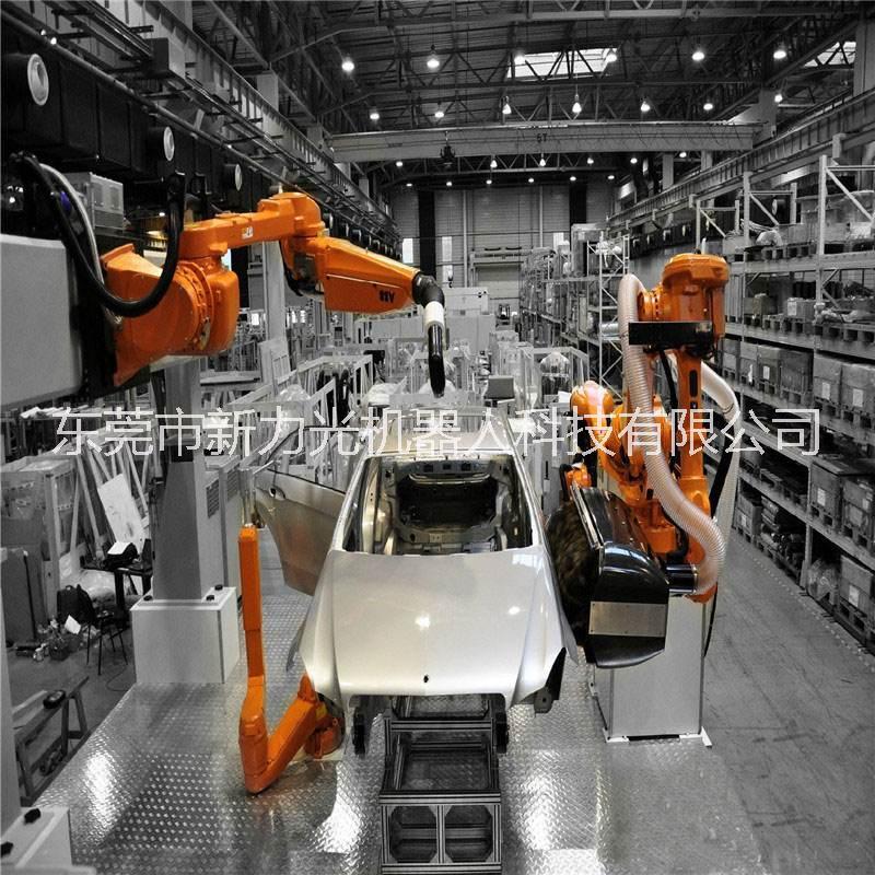 工业机器人控制系统工业机器人本体