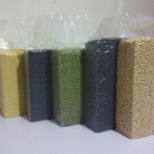供应抽真空大米外袋 杂粮外袋 小米外袋 杂粮袋 粮食外包装膜袋 抽真空粮食内袋图片
