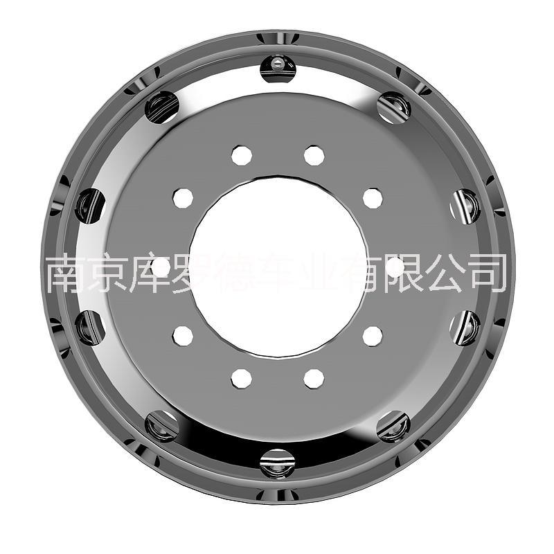 卡车10孔升级铝合金轮毂1139 贵阳卡车10孔铝合金轮毂1139