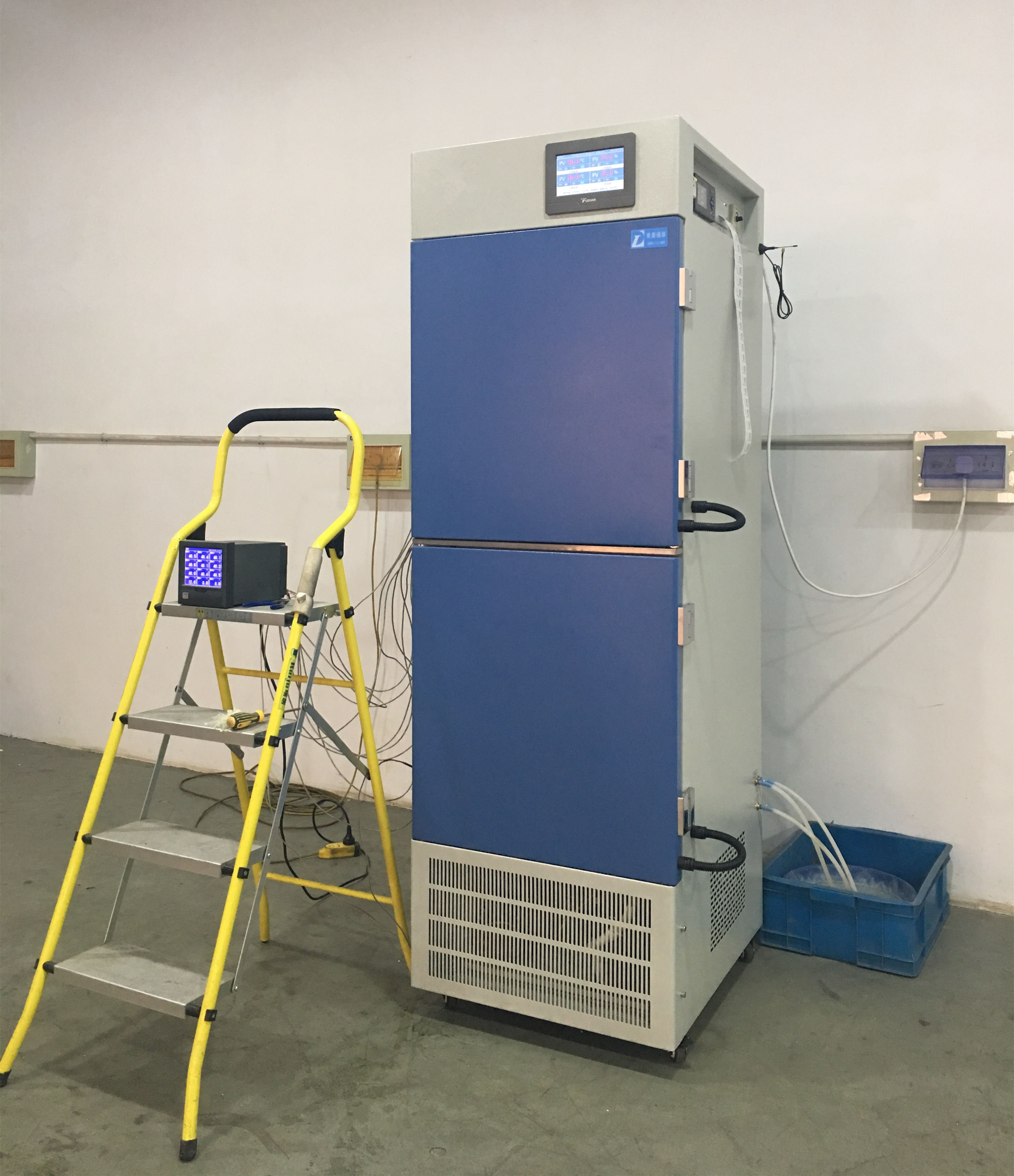 人工气候培养箱结构类型