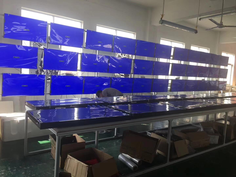 供应酒吧KTV46寸拼接超窄边-尚品鼎尊