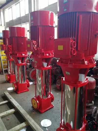 供应卓全XBD-(I)型立式多级消防泵