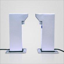 单光束激光入侵探测器周界安防批发