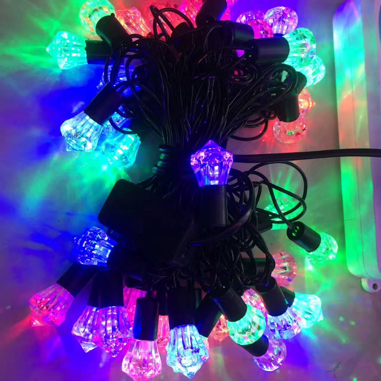 批发供应草坪装饰LED星星灯串  户外草坪专用星星灯串 批发供应草坪专用LED星星灯串