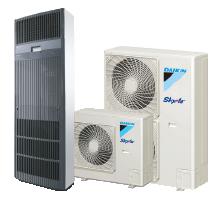 上海大金空调机房专用邮电柜机FVQ125AV2CB4含P板出货价格批发