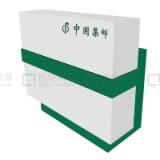 收银台中国邮政银行家具定制