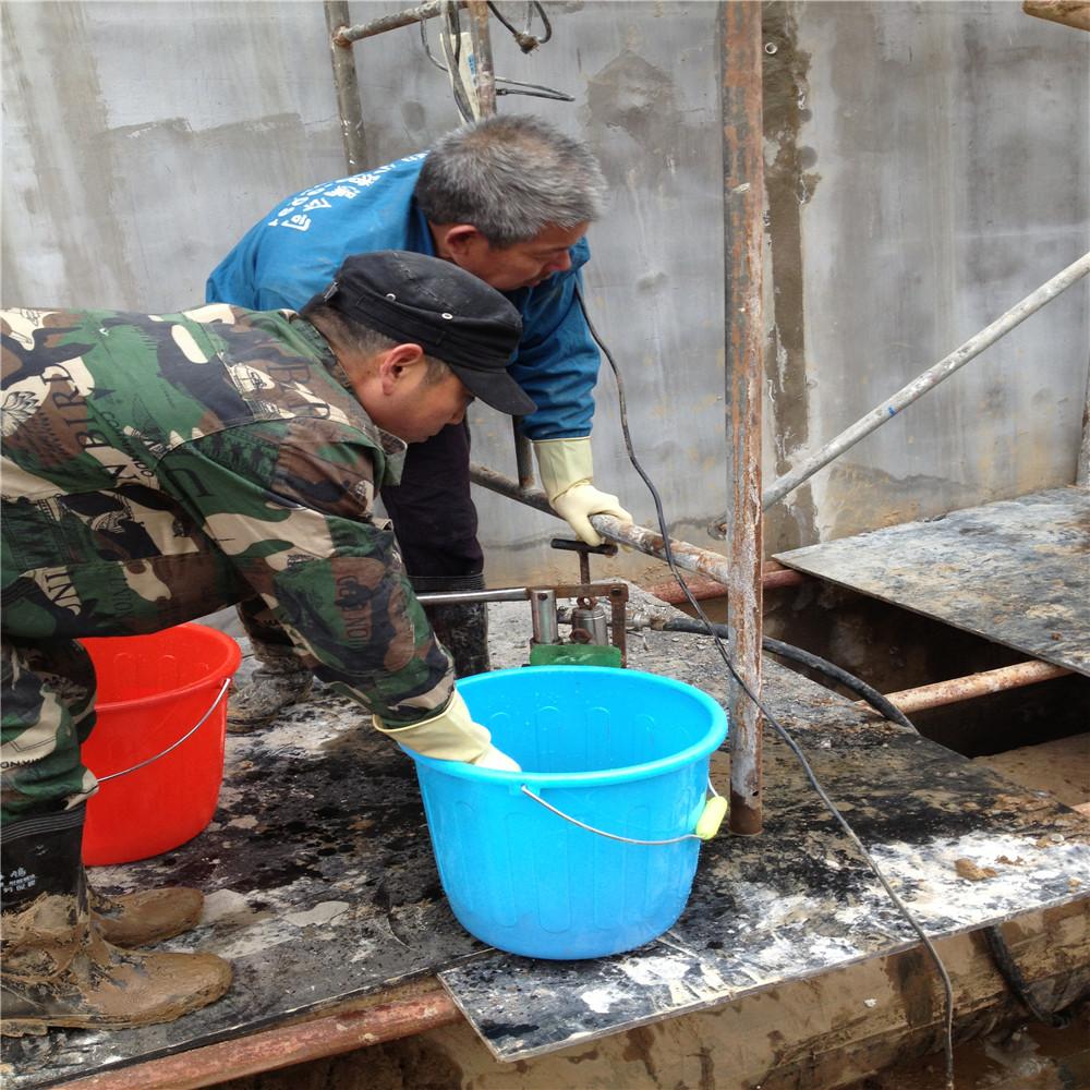 芜湖市专业地下室后浇带堵漏的公司