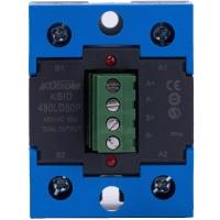 KSID系列双相交流输出固态继电器