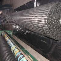 玻璃纤维土工格栅 玻纤土工格栅 路面玻纤土工格栅 山东沥青路面玻纤维格栅