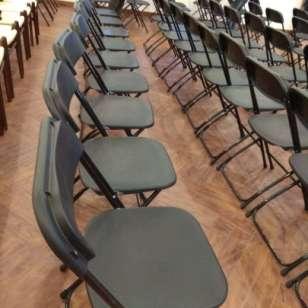 上海折叠椅出租图片