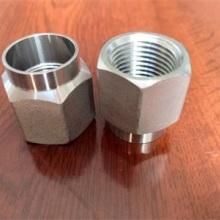 厂家直销不锈钢焊接内丝接头批发
