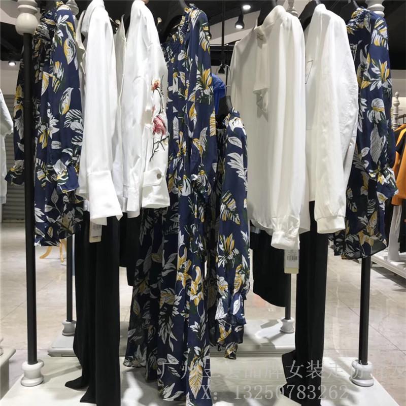 速购上海品牌18秋新款女装 女式风衣 连衣裙 衣联网