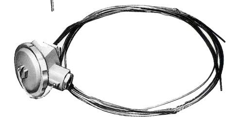 江苏导线式铠装热电阻_导线式铠装热电阻工作原理