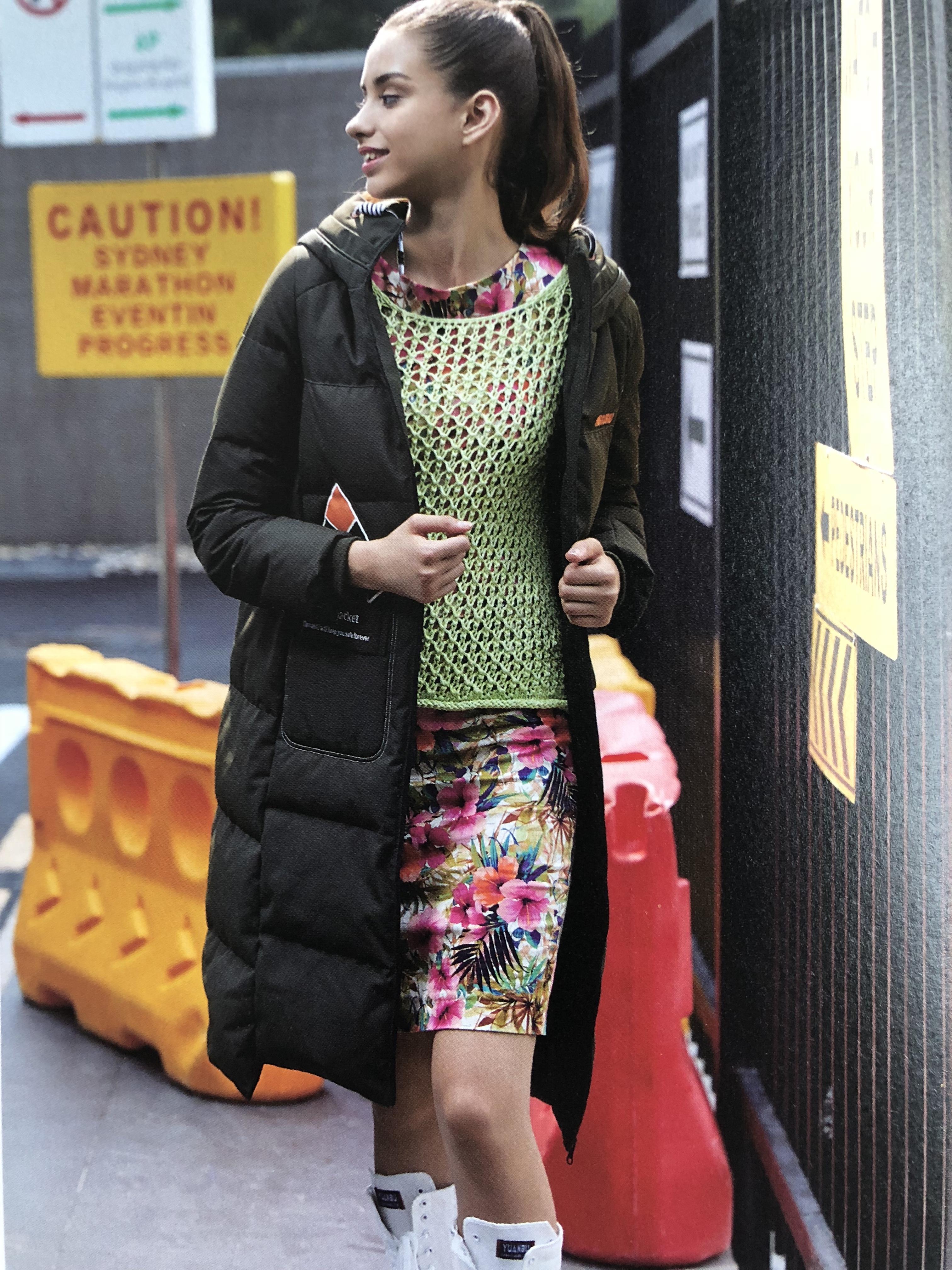 上海品牌才子佳人羽绒服品牌女装批发货源 上海品牌女装