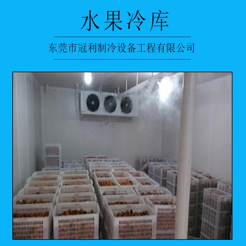 深圳水果冷库安装,深圳水果冷库工程,深圳水果冷库公司