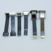 苹果无线充电连接器 背夹电连接头_焊线式带FPC排线苹果公头