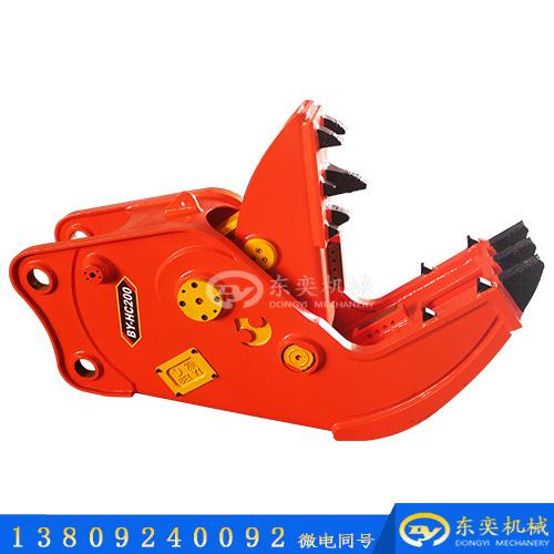 工程液压钳 东奕机械提供一机两用鹰嘴剪钳