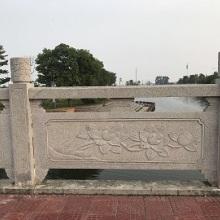 芝麻白河栏杆异形加工_可定制