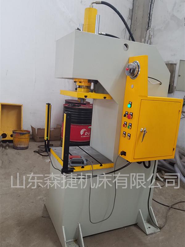 Y41-10吨单臂压力机油压机单柱液压机厂家弓形机价格压力机油压机单